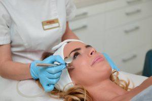 infuzja tlenowa, dermaoxy, zabieg na twarz